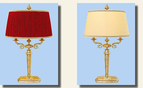 lamps model Imperial